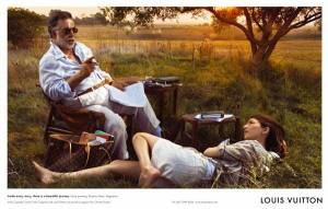 Francis Ford Coppola and Sofia Coppola for Louis Vuitton