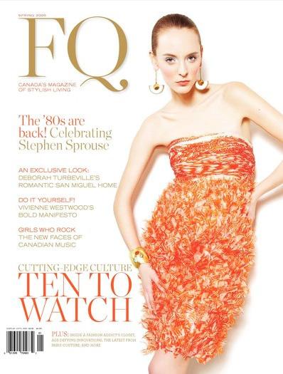 FQ Spring 2009: Congratulations Bryanboy!