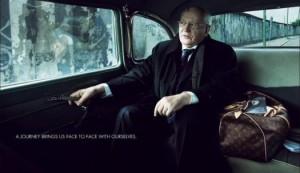 Mikhail Gorbachev for Louis Vuitton