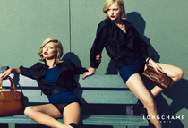 Making of Longchamp Spring Summer 2009 Campaign