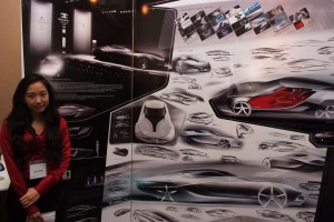 Chanel Fiole Concept Car Designer Jinyoung Jo of South Korea