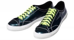Matthew Williamson H&M Men's Green Patent Shoes