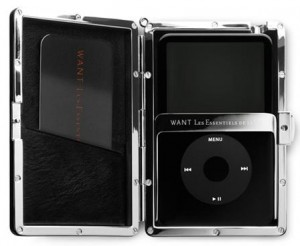 Arlanda Ipod Case by WANT Les Essentiels de la Vie
