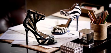 Jimmy Choo for H&M Shoes