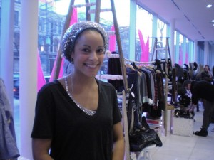 Holt Renfrew fashion expert Natalie Lecomte