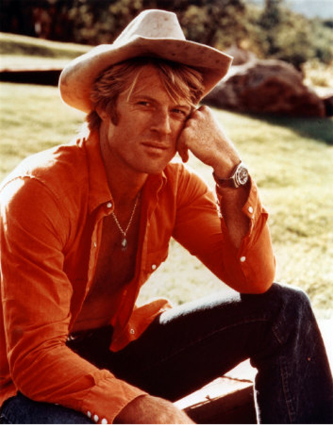 Robert Redford Cowboy Hat