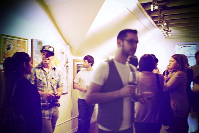 Twenty Art Show Calgary