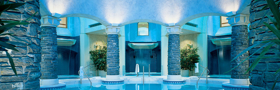 Willowstream Spa at Fairmont Banff Springs Hotel