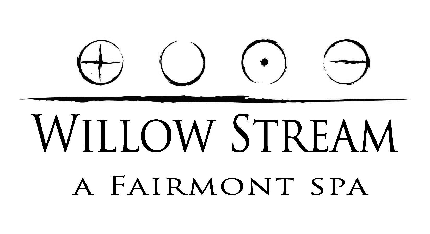 Fairmont Willow Stream Spa logo