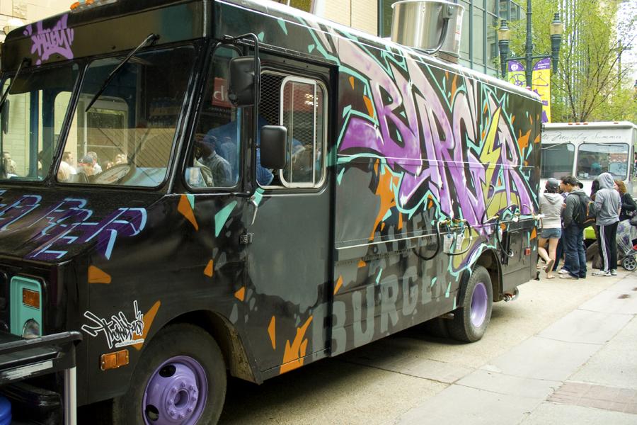 Alley Burger - YYC Foodtrucks - Charcut