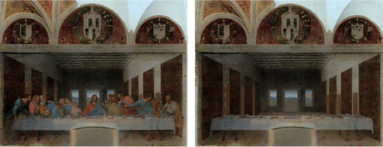 Leonardo da Vinci  'The Last Supper'  1495-1498