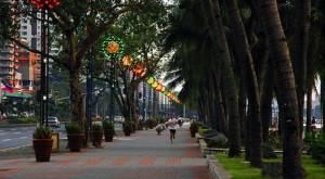 The Baywalk Manila