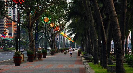 The Baywalk Manila