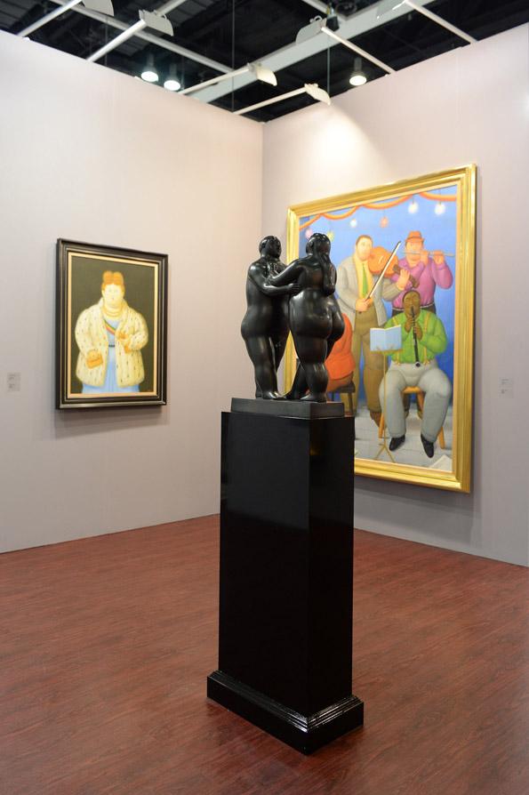 Galerie Gmurzynska Art Basel | Hong Kong 2013 | Galerie Gmurzynska