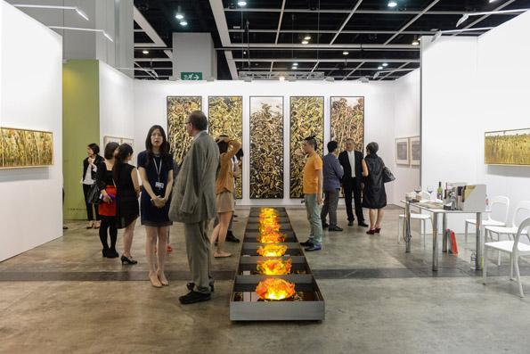 Tina Keng Gallery Art Basel | Hong Kong 2013 | Tina Keng Gallery