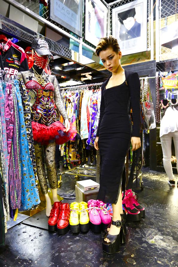 Haute Harajuku  Tokyo Exclusive Japan Nippon Fashion Blog Post